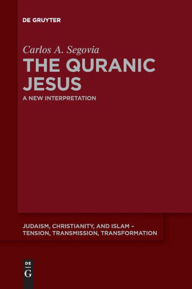 Cover for The Quranic Jesus